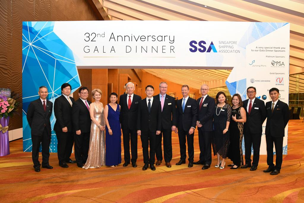 SSA 32nd Anniversary Gala Dinner