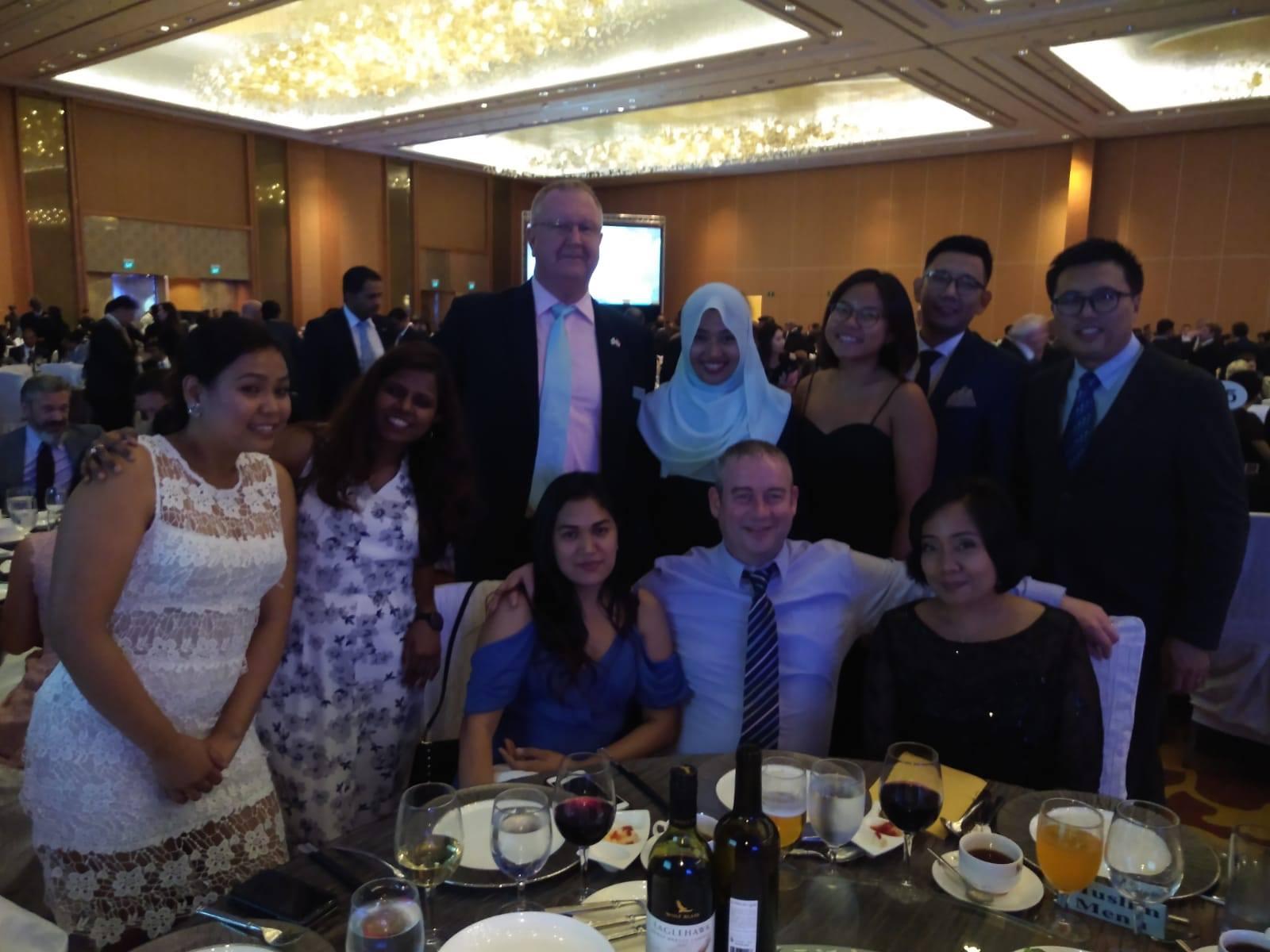 SSA 33rd Anniversary Gala Dinner