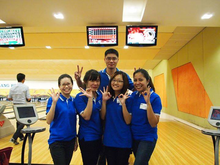 SSA-YEG Annual Bowling Tournament 2015! (4th Nov 2015)