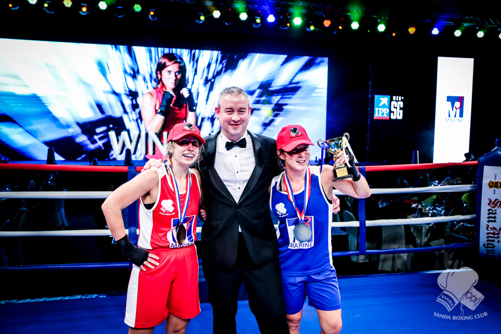 White Collar Boxing 2015