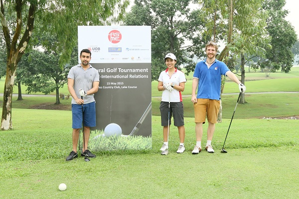 ASME Inaugural Golf Tournament