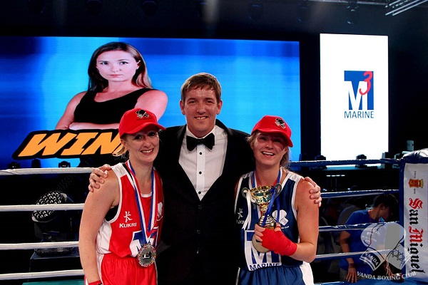 IPP White Collar Boxing Singapore – Oct 2014