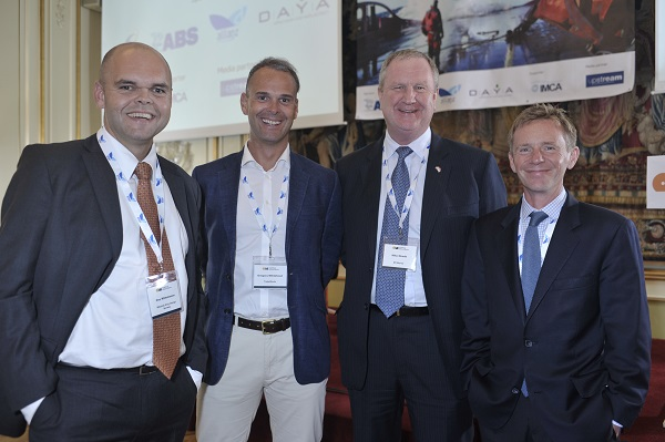 TradeWinds Offshore Marine Forum 2014