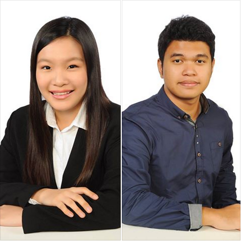 We've got new interns – meet Shirley & Amir!